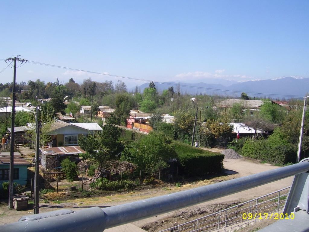 Vista  Población Alborada