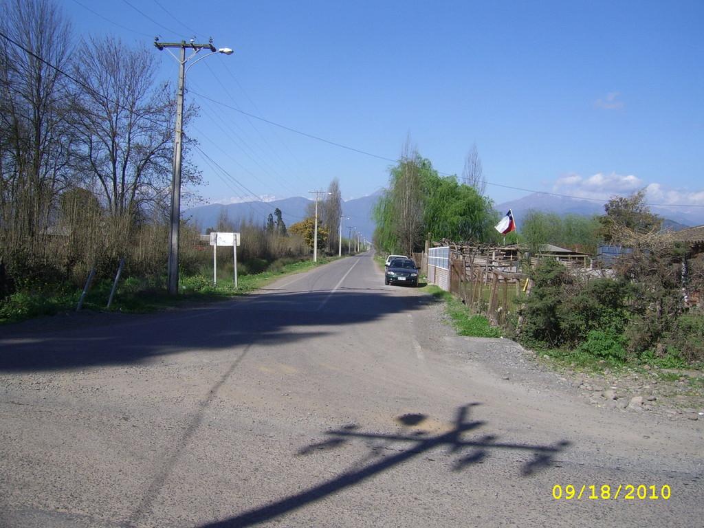 Camino Puente de la Cabra