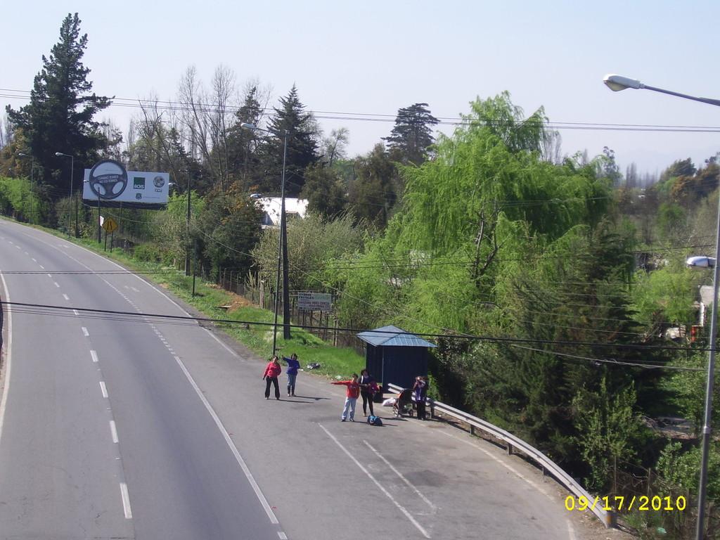 Paradero de buses Sector Carretera