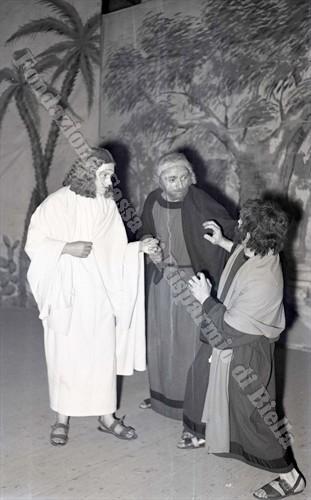 Un'altra scena della rappresentazione (Fondazione Cassa di Risparmio di Biella, archivio Lino Cremon)