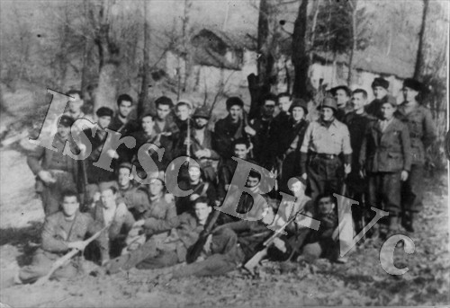Dicembre 1943: le prime azioni partigiane e la repressione nazifascista (Archivio fotografico dell'Istituto per la storia della Resistenza e della società contemporanea nel Biellese, nel Vercellese e in Valsesia, fondo Moscatelli)