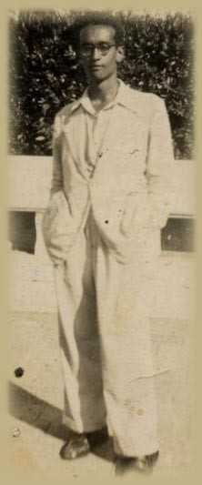 Giorgio (Archivio famiglia Marincola, Fotografie, Roma, 1940 circa)