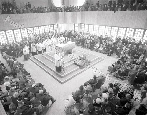 Una nuova chiesa per il Vernato (Fondazione Cassa di Risparmio di Biella, archivio Lino Cremon)