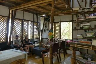 Im Bambushaus
