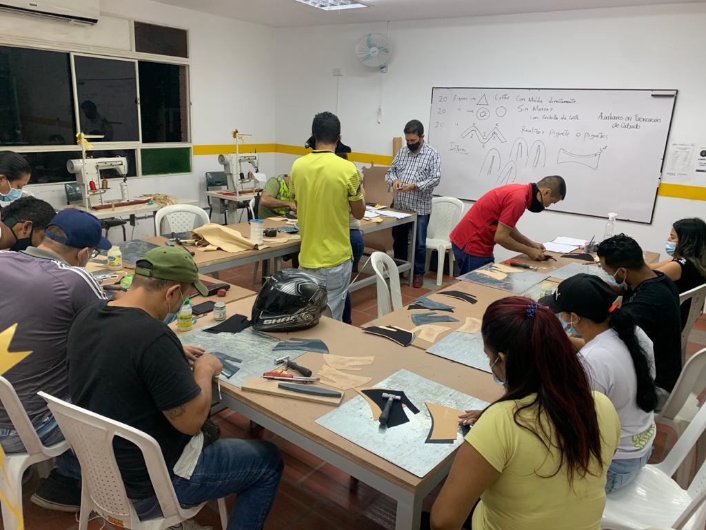 Taller Escuela de Calzado de Cúcuta