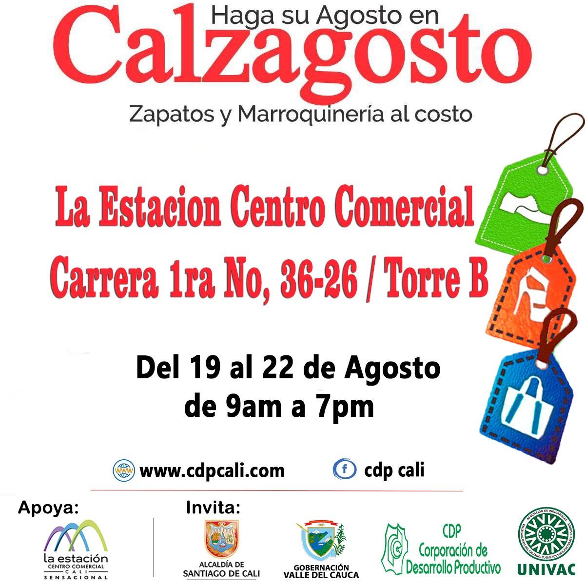 Video Promocional Feria calzagosto 2021