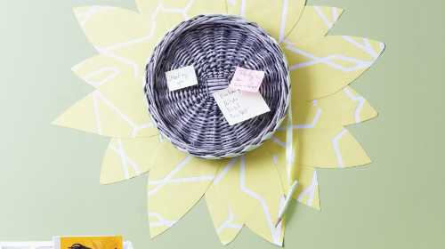 Do it yourself diy wanddeko zum selbermachen f r home offce k che oder kinderzimmer blog - Do it yourself kinderzimmer gestalten ...