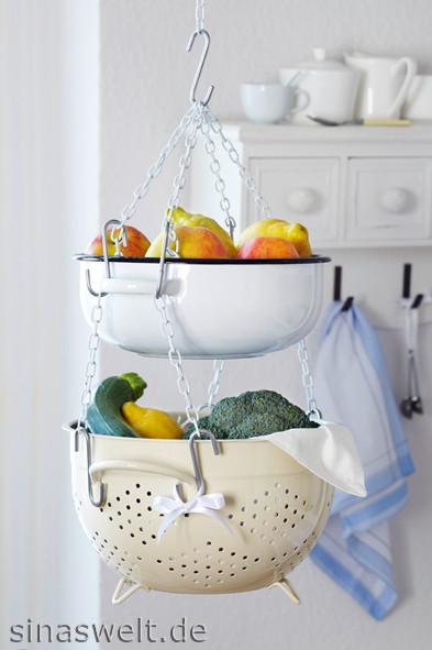 Wohnidee: Do it yourself Etagere für die Küche - Blog Sina\'s Welt ...