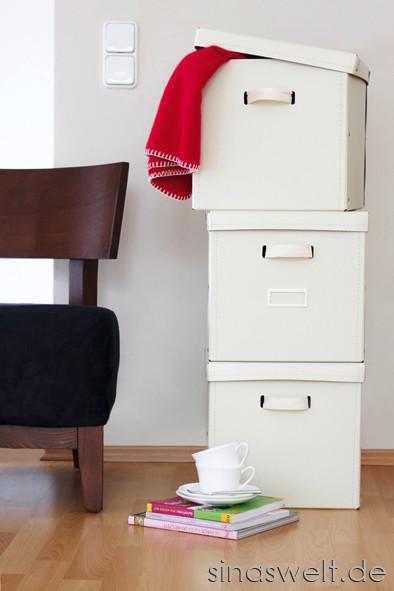 Frühjahrsputz, Umzugskartons, Wohnidee, Wohnzimmer, aufräumen, sauber machen, putzen