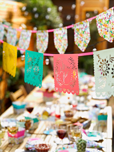 BBQ, Gartenparty, Grillfest, Picknick, Gartenfest, Dekoidee