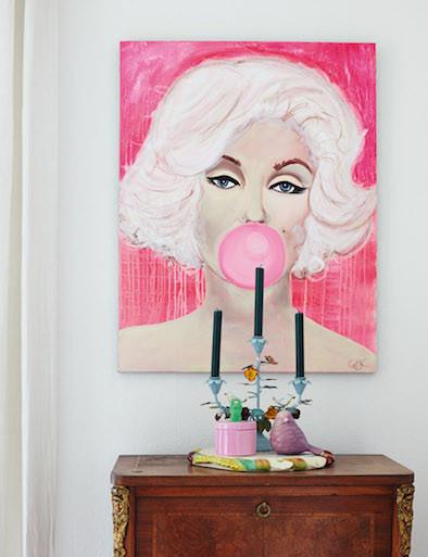 Stefanie Luxat / © Fotos: Brita Soennichsen / Buch: Wie eine Wohnung ein Zuhause wird / Callwey Verlag