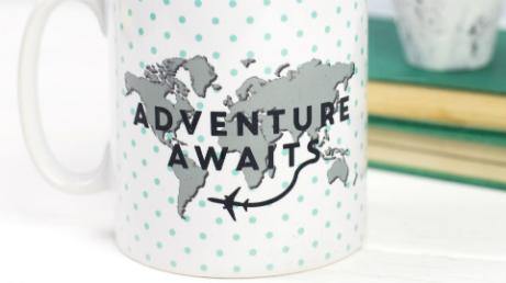 tasse, büro, office, abenteuer, adventure