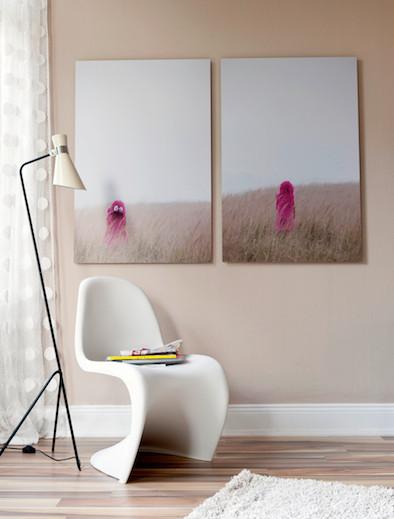 3 kreative DIY Ideen für Wanddekorationen zum Selbermachen in ...