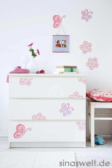 babyzimmer dekoration selber machen maps and letter. Black Bedroom Furniture Sets. Home Design Ideas