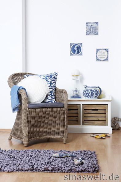 Wohnzimmer, Hollandlook, Designermöbel, preiswerte Wohnidee, Dekoidee