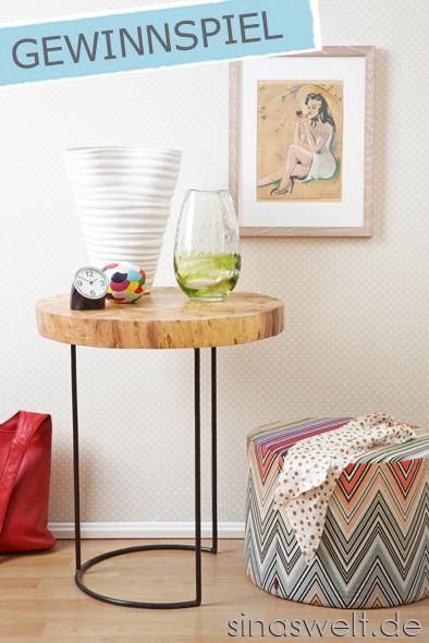 Gewinnspiel, Möbel, Gutschein, Accessoires, Vase, Homeware