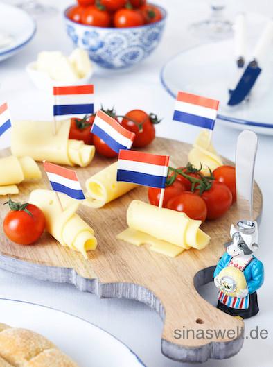 low carb abendessen käse