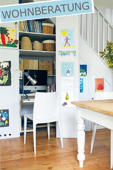 Home Office, Stauraum
