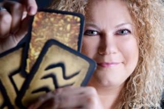 Zauberschule live Yvonne Dibowski-Zanera zaubern lernen