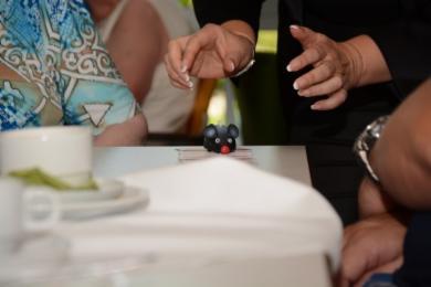 Zauberina zaubert für Senioren