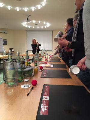 Foto: In-House-Training Business-Magic, 2015, HX Holding