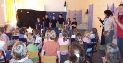 LIVE-Show in der Vennepothschule, Oberhausen (Mai 2008)