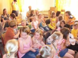 Publikum, Workshopaufführung Oberhausen.