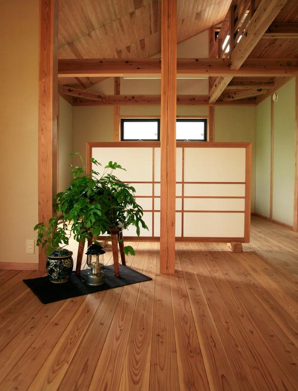 半分土間の家  いすみの里 夫婦2人の横浜からの移住の終の棲家