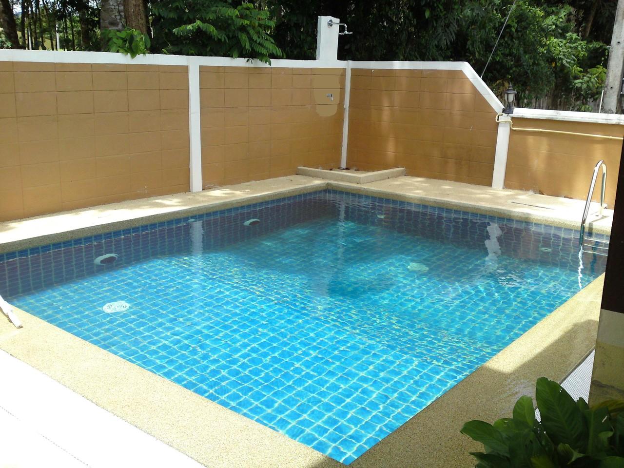 Plan Ou Photo Pool House Pour Piscine swimming pool building. - construction de maison à khao lak