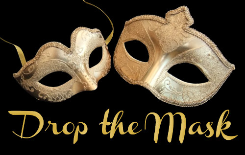 Image result for images of drop the mask