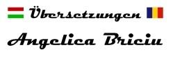 Angelica Briciu, Übersetzungen Deutsch Rumänisch Ungarisch