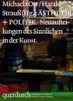 Michaela Ott, Harald Strauß: Ästhetik + Politik. Neuaufteilungen des Sinnlichen