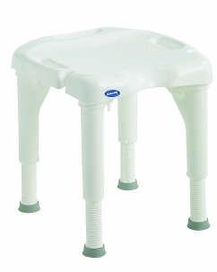 Duschhocker für eichtes Duschen. Preiswert kaufen beim reha team Saggau, Ihr Fachgeschäft vor Ort für Sanitätsbedarf!