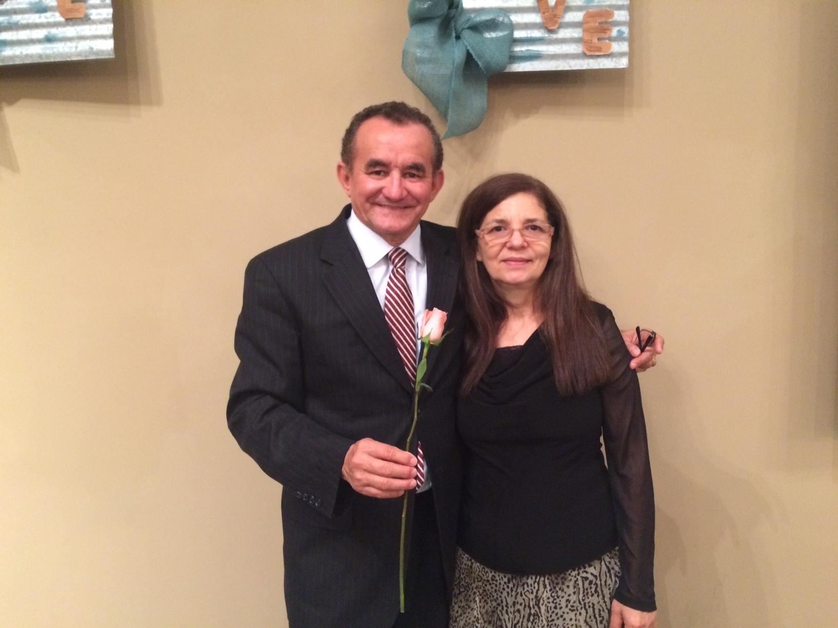 Pastor Calby Paiva/ Miss. Jacileia Paiva