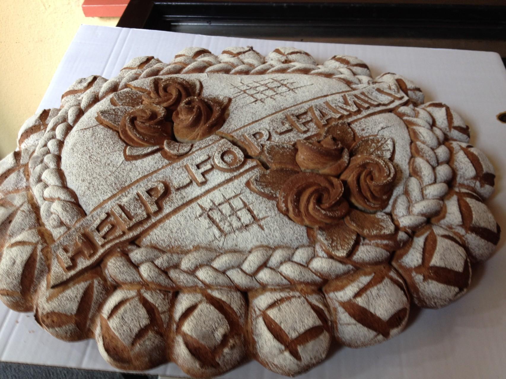 Brot gesponsort von der Bäckerei Pfyl