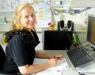 Tanja Neumann von Heideglas Uelzen hat am Fortbildung für Arbeitssicherheit teilgenommen