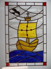 """Tanjas Gesellenstück """"Das Goldene Schiff"""""""