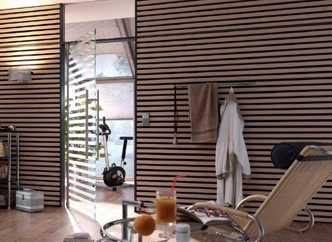 Design und Transparenz durch Ganzglastüren. © Dorma