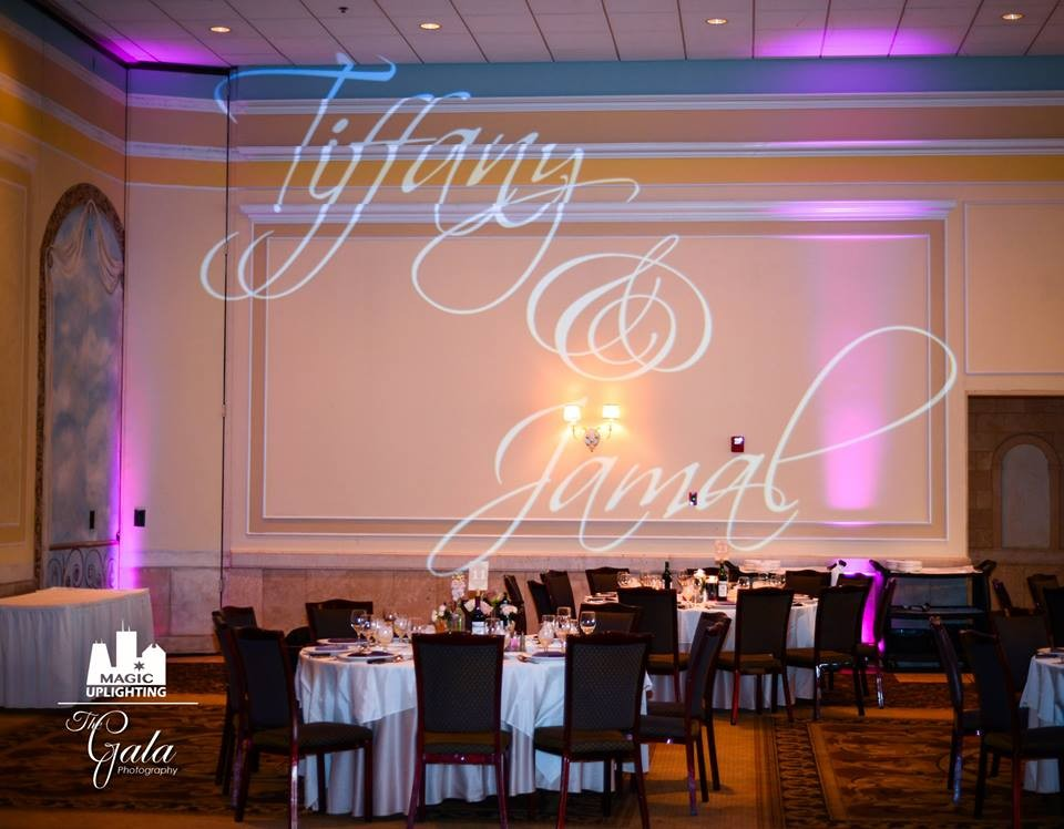 Name In Lights   Chicagou0027s Premier Wireless Uplighting And Photobooth  Rentals