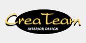 CreaTeam Interior Design - Logo