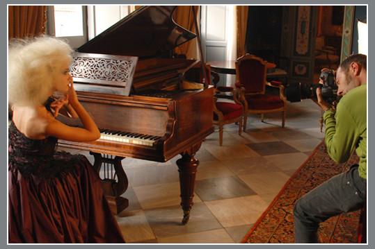 modella Valentina Carusi