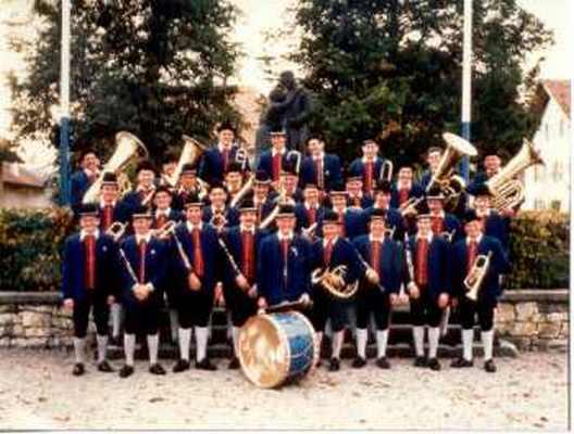 Aitrang Musikkapelle 1979
