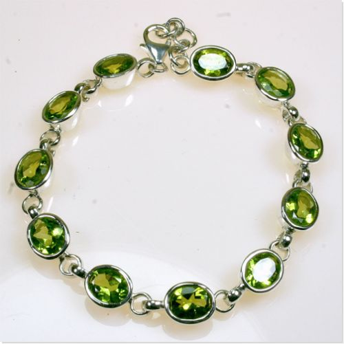 armband-peridot-sterling-silber-925-9x7mm-auch in blautopas-beh.-grant-amethyst