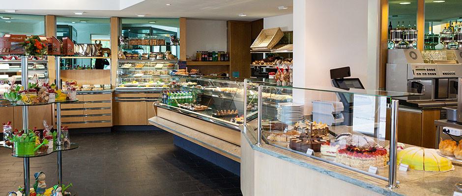Willkommen im Grond Cafe Pontresina