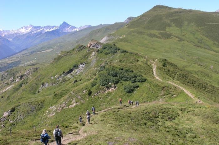 Obersaxen Mundaun Lumnezia für die besondere Wanderlust