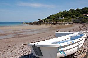 In der Bucht von Anne Port