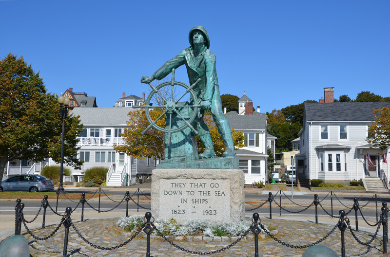 Gloucester Fisherman`s Memorial