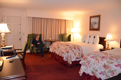"Zimmer im Hotel ""The Bluenose Inn"" in Bar Harbor"