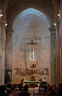 """Die Kirche """"San Sepolcro"""""""