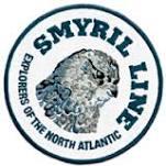 Das Logo der Smyril-Line